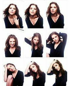 MOVIE ASK #20: A favorite actress-again, I have so many that I'm gonna go ahead and give several answers for my tops so here goes×: Anna Kendrick,