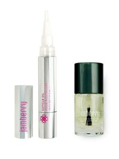 There is two different ways you can enjoy Jamberry's cuticle oil.  Both are amazing for your Cuticles and smell great!!  I personally love the stick cause I can carry it in my purse everywhere I go.  www.chelea.jamberrynails.net