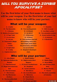 I'd have Katniss Everdeen's bow as a weapon and Tyrion Lannister as a partner. I don't actually watch Game of Thrones so I'd be hoping for the best...