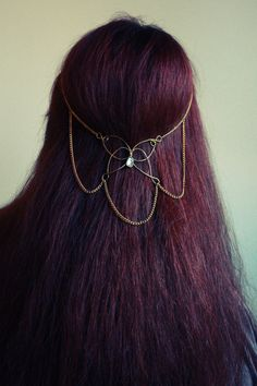 Hair necklace?