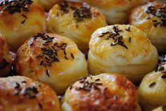 Pagáčiky od Betky Tukovej Nebíčko v papuľke Epizóda Chute priateľstva Baked Potato, Muffin, Good Food, Food And Drink, Pizza, Favorite Recipes, Bread, Snacks, Meals