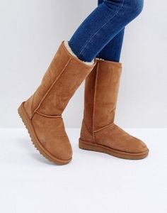 UGG | UGG Classic Tall II Chestnut Boots
