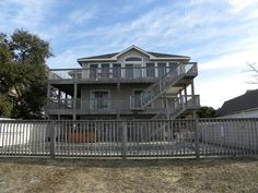 House vacation rental in Duck, NC, USA from VRBO.com! #vacation #rental #travel #vrbo