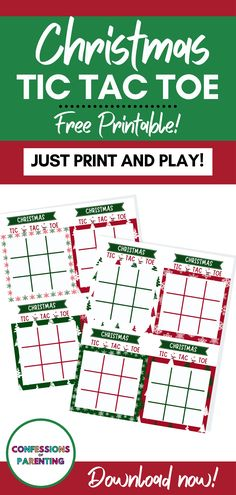 Christmas Activities For Kids, Free Christmas Printables, Free Printables, Christmas Toes, Kids Christmas, Tic Tac Toe Free, Christmas Word Scramble, Tic Tac Toe Board, Classic Christmas Movies