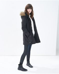 Buy the latest Women's Designer Fashion at Atterley with hundreds of luxury boutique designer brands including dresses, coats, shoes & accessories. Black Parka, Boutique Design, Branding Design, Normcore, Blazer, Clothes For Women, Coat, Jackets, Fashion Design