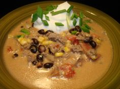 Santa Fe Soup Recipe with ground beef