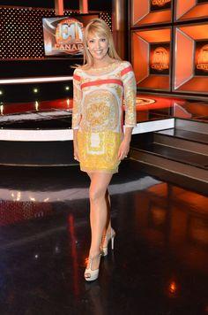 What do you think of Cheryl Hickey's dress? Hockey Girls, Ice Hockey, Cheryl, Hair Beauty, Canada, Nice, Places, People, Dresses