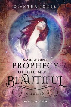 Chuckles Book Cave: Cover Reveal: Prophecy of the Most Beautiful by Diantha Jones
