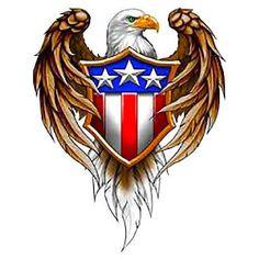 ANGEL'S HAND bold eagle crest tattoo Diamond Painting Diamond Mosaic Environmental Crafts Full Diamond Embroidery Patriotische Tattoos, Hawaiianisches Tattoo, Tattoo Forearm, Crest Tattoo, Wing Tattoos, Celtic Tattoos, Tribal Tattoos, Sleeve Tattoos, Tatoos