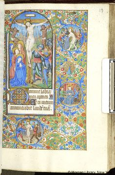 Book of Hours, MS M.1003 fol. 137r - Images from Medieval and Renaissance Manuscripts - The Morgan Library & Museum