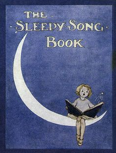 Anne Andserson ~Vintage Book Cover Something about this just made me stop and stare... Like looking at a lullabye