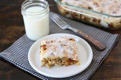 Gooey Cinnamon Biscuit Recipe- for that cinnamon roll craving without all the effort