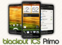 HTC HD 2 - la ROM BlackOut ICS Primo portera' Android 4.0 e Sense 4.0
