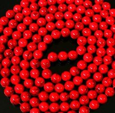 48inch Chinese Tibet Bright Red Veins Jade Gemstone Beads Long Necklace Gift