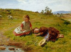 Spring by  William McTaggart