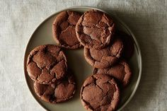 Chocolate Hazelnut Crack Ups recipe: Gluten-free, hasle-free.  #food52
