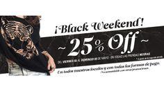 KOXIS PRESENTA BLACK WEEKEND | Enamodate