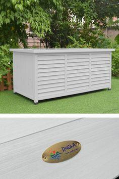 Garden Cushions, Outdoor Furniture, Outdoor Decor, Outdoor Storage, Box, Home Decor, Snare Drum, Decoration Home, Room Decor