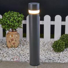 Aluminium led-padlamp Dariel 9618029