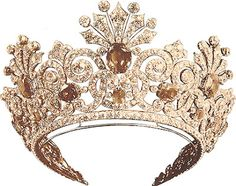 Jewel crown from the Romanovs!