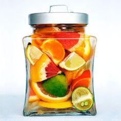 Citrus Ginger Liqueur with Vodka By TasteSpotting