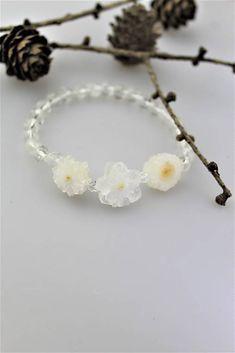 Sima-polodrahokamy / drúza krištál náramok Pearl Earrings, Pearls, Jewelry, Pearl Studs, Jewlery, Jewerly, Beads, Schmuck, Jewels