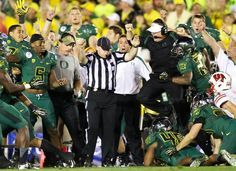 Chip Kelly's got mad hops.. Go Ducks!!