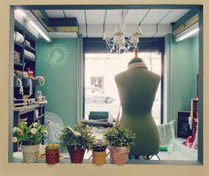 El blog de Castelltort: Inspiración deco: taller de costura
