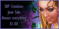 SBP Creations: Big June Sale