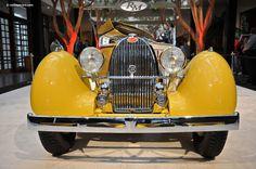 1935 Bugatti Tipo 57 de imagen
