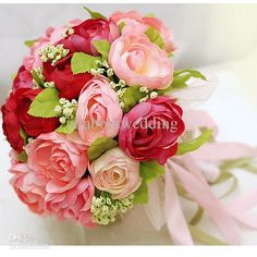 Rose Flowers Bouquet Images | Wedding Dresses