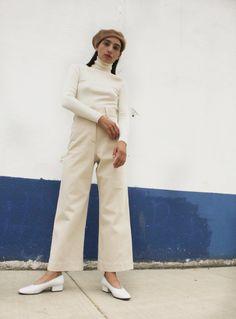 Shaina Mote Utility Pant (natural)