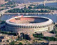 Three Rivers Stadium, Pittsburgh, PA