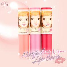 Etude House Kissful Lip Care 1