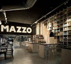 MAZZO restaurant in Amsterdam 02
