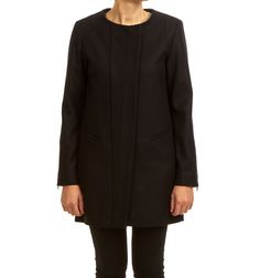 HANNA JACKET BLACK via Jascha online store. Click on the image to see more!