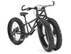 This Monster Truck Trike Will Stop You From Sinking on Snow and Sand
