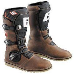 Sidi Arcadia botas-marrón Motocross Enduro MX Cross