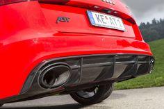 Audi RS6 ABT Auspuff