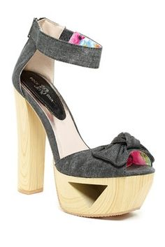 Lanie High Heel Sandal