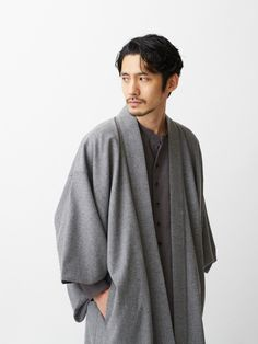The newly released fall clothing line from Tokyo-based clothing store, Trove, allows you to channel your inner samurai with chic and contemporary style. Although the color palette is subdued in wintry grays and autumnal saffrons, it is the exquisite material and make of these haori jackets that give it the sharp look to complete any outfit. The designers at Trove pride themselves on crafting their samurai-style jackets with a silky-soft wool/nylon/polyurethane shell and cupra rayon lining…
