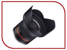 Объектив Samyang Sony E Nex Mf 12 mm F/2.0 Ncs Cs Silver