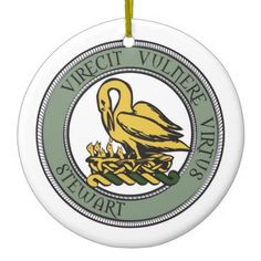 Clan Stewart Crest Ornament