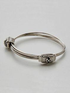 Html, Silver, Jewelry, Bracelets, Bracelet, Slipknot, Logo Branding, Giraffe, Sterling Silver