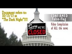 Confirmed: Shutdown Planned by Dems AND Repubs MONTHS In Advance - Shoul...