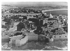"""Acre, Palestine """"Before Their Diaspora"""" A photographic history of the Palestinians, 1876-1948, by Walid Khalidi"""