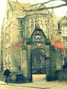 Aberdeen. Scotland.