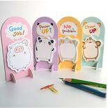 Cheer Up Sticky Note by MochiThings.com. Quite possibly the cutest web store ever.