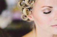 Make-Up der Braut