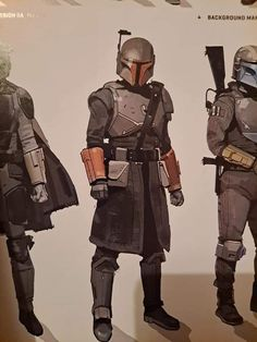 Star Wars Characters Pictures, Star Wars Pictures, Star Wars Images, Mandalorian Cosplay, Star Wars Painting, Star Wars Outfits, Star Wars Concept Art, Star Wars Tattoo, Star Wars Rpg